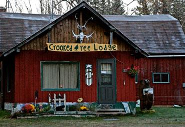 crooked tree lodge